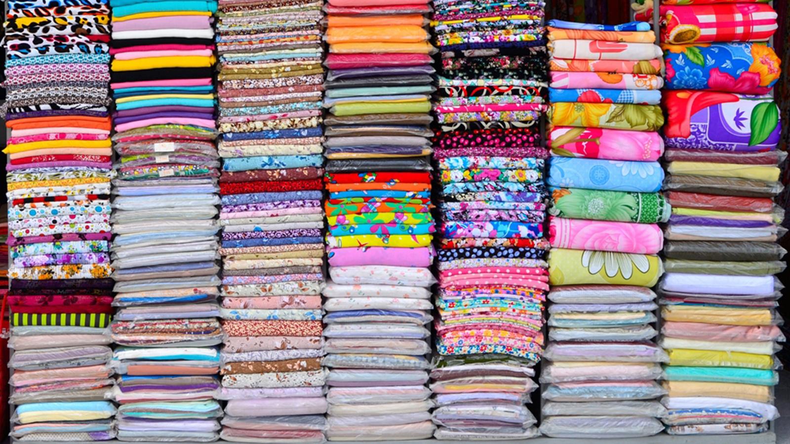 Выставка домашнего текстиля из Иваново в ЦНТИ Пенза