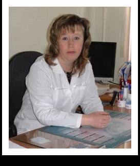 Сазонова Елена Сергеевна детская поликлиника №1 Пенза