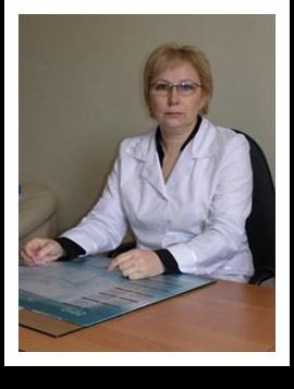 Синяшина Елена Владимировна детская поликлиника №6 Пенза