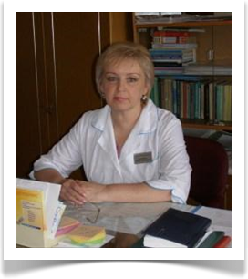 Стройкова Галина Александровна детская поликлиника №4 Пенза