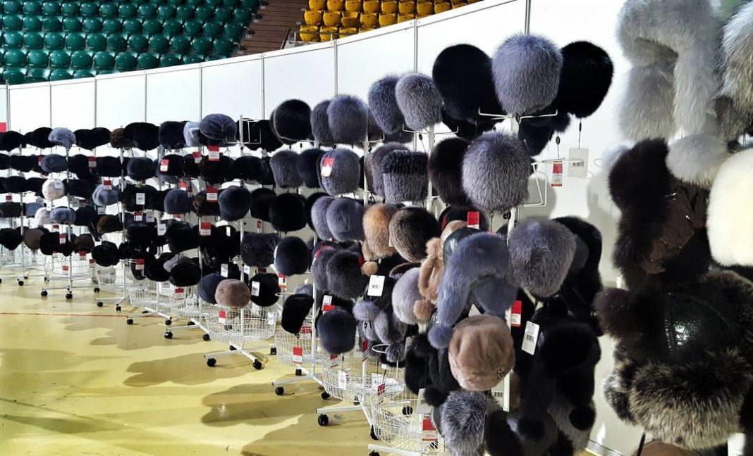 Выставка обуви и головных уборов в Пензе