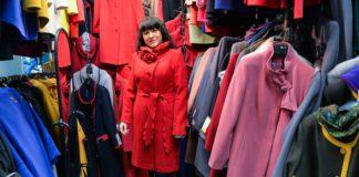 Выставка пальто в Пензе