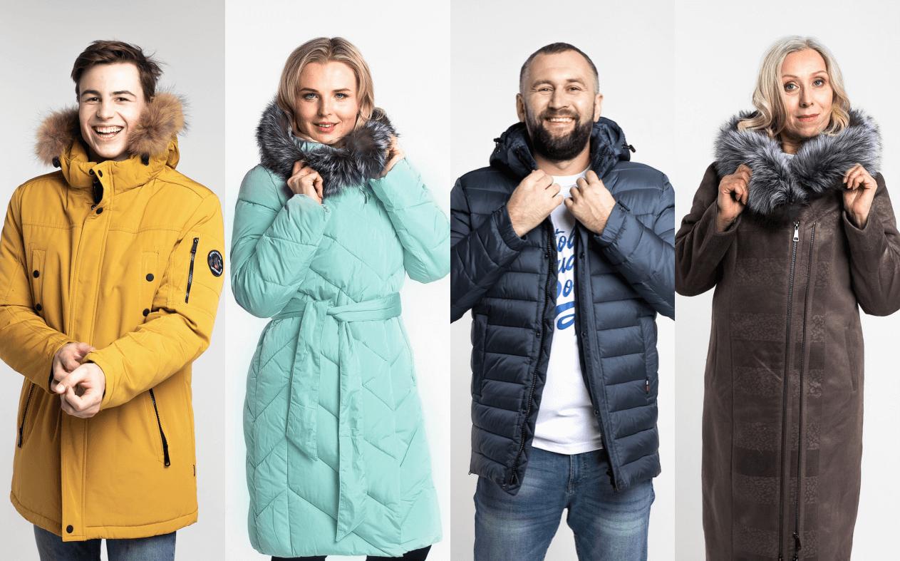 Ярмарка курток в Пензе